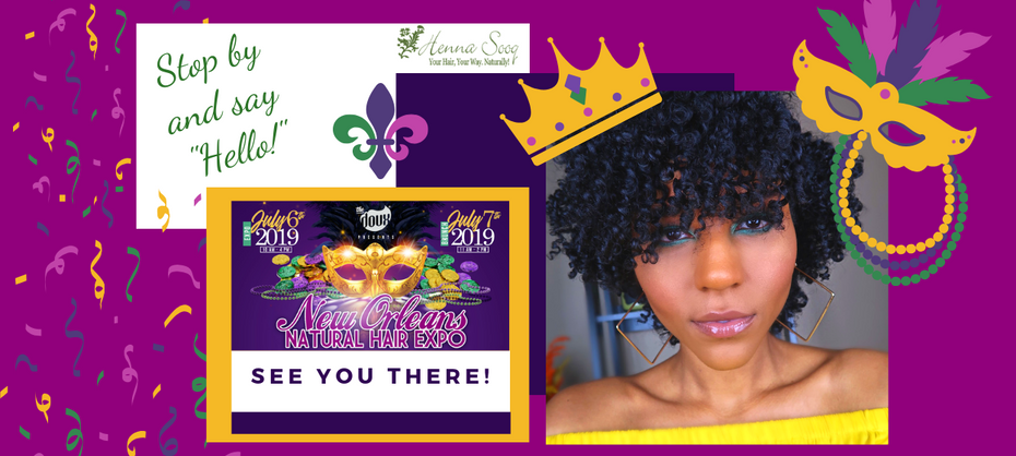 New Orleans Natural Hair Expo & Brunch - July 6-7