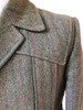 "Derby tweed Norfolk coat, 40"" (VGR43)"