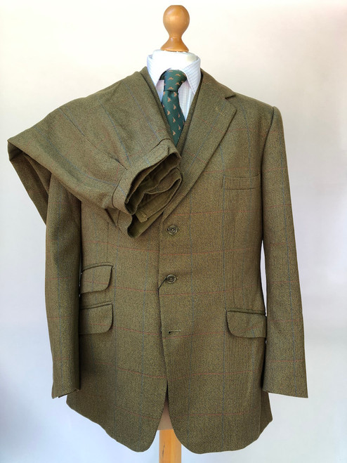 "3-piece suit by 'Maitlands of Cranbrook', 42"" (VGR47)"