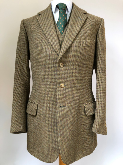Glorious tweed suit by Meyer & Mortimer, 42 Long (VGR115)
