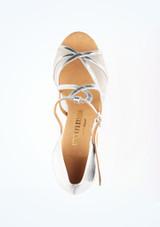 Rummos Zapatos Jasper Plata 7cm* #2. [Plata]