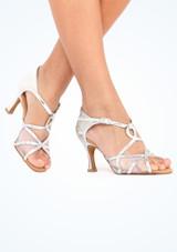 Rummos Zapatos Jasper Plata 7cm* #4. [Plata]
