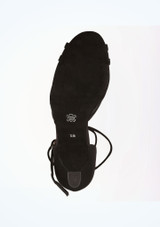 Diamant Zapatos Camilla 5 cm Negro #3. [Negro]