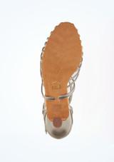 Anna Kern Jana 6cm Plata #3. [Plata]