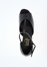 Zapatos de Baile Kheel Roch Valley 4cm Negro #2. [Negro]