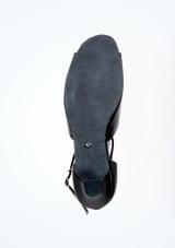 Zapatos de Baile Kheel Roch Valley 4cm Negro #3. [Negro]
