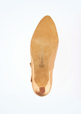 Zapatos de Baile Emilia R337 Rummos 7cm Marrón Claro #3. [Marrón Claro]