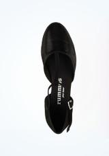 Zapatos de Baile Carol Rummos 1,75cm Negro #2. [Negro]