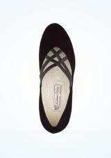Zapato salon Ruby  Werner Kern Negro #2. [Negro]