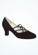 Zapato salon Ruby  Werner Kern Negro. [Negro]