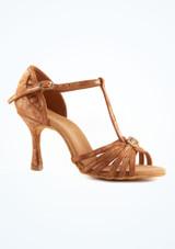 Zapatos de Baile Willow Rummos 7cm Marrón Claro imagen principal. [Marrón Claro]