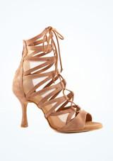 Zapatos de Baile Mera Rummos 7cm Marrón Claro imagen principal. [Marrón Claro]