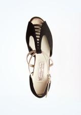Zapatos de baile Hope Werner Kern de 5 cm Negro superior. [Negro]