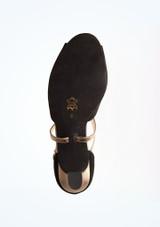 Zapatos de baile Hope Werner Kern de 5 cm Negro suela. [Negro]