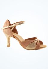 Zapatos de baile Orla Rummos de 6 cm Marrón imagen principal. [Marrón]