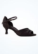 Zapatos de baile Nadia Rummos de 5 cm Negro imagen principal. [Negro]