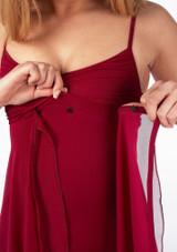 Sansha Vestido Sayuri Rojo #3. [Rojo]