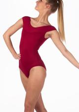 Maillot Ballet Victoria Sansha Rojo. [Rojo]