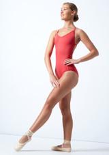 Maillot Ballet de Tirantes Ballet Rosa