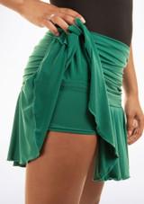 Move Estrella falda latino Verde trasera #2. [Verde]