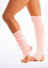Calentadores con tira para el pie, 60 cm Pink [Rosa]