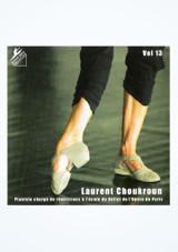 Laurent Choukroun Ballet Class Music Vol 13 frontal.