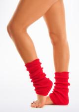 Calentadores de tobillo Red [Rojo]