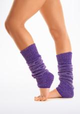 Calentadores Lurex Purple [Violeta]