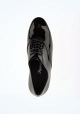 Zapatos de Baile Hombre Alfie Diamant Negro #2. [Negro]