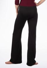 Pantalon Jazz Nina Basico Tappers and Pointers Negro #2. [Negro]
