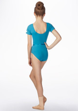 Freed Chloe RAD Maillot Verde lateral. [Verde]