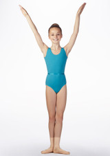 Freed Aimee RAD Maillot Azul frontal. [Verde]
