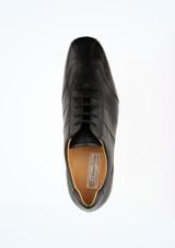 Zapatos de Baile Hombre Max Werner Kern Negro #2. [Negro]