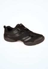 Sneakers Danza Spira Capezio Negro. [Negro]