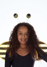 Antenas de abeja Negro-Amarillo. [Negro-Amarillo]