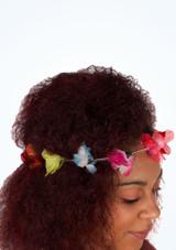 Lei Headband Multicolor. [Multicolor]