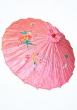 Parasol de seda Rosa #2. [Rosa]