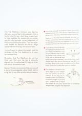 Estabilizadores de dedos de Gaynor Minden White Pointe Shoe Accessories [Blanco]