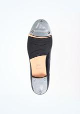 Move zapato de claque con cordonera Negro #3. [Negro]