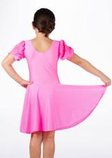 Vestido latino niña Rebecca de Move Pink [Rosa]