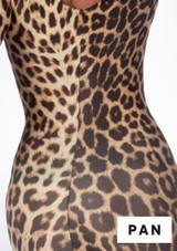 Falda de Baile Nina Estampada y Acampanada Alegra Estampado frontal #6. [Estampado]