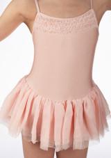 Vestido tutu Nyla de Alegra Rosa #2. [Rosa]