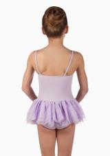 Vestido tutu Maci de Alegra Violeta #2. [Violeta]