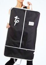 Funda de traje Tappers and Pointers Negro frontal. [Negro]