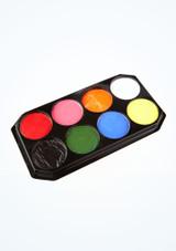 Paleta de pinturas faciales Snazaroo Multicolor frontal #2.