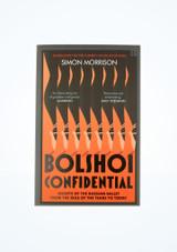 Bolshoi Confidential : Secrets of the Russian Ballet  Libro imagen principal.