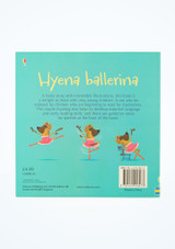 Hyena Ballerina Libro trasera.
