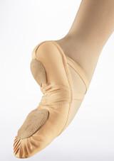 Zapatillas de Ballet Light Pro Move Dance Rosa lateral. [Rosa]