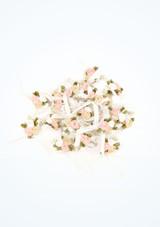 Lazo con rosas 20 unidades Blanco imagen principal. [Blanco]