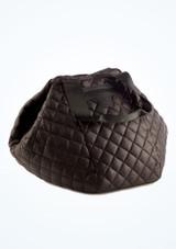 Bolsa de lona Tecnica de Capezio Negro frontal #2. [Negro]